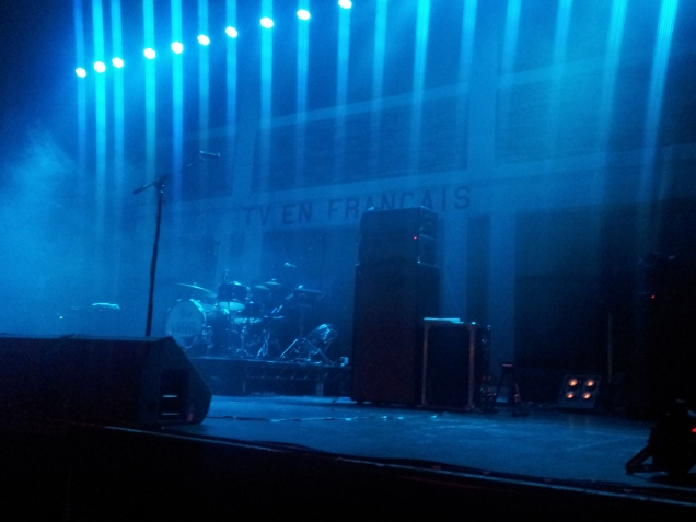 Stage all set